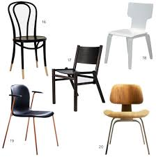 White Leather Dining Chairs Australia 20 Great Dining Chairs The Design Files Australia S Most