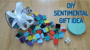 in birthday gifts diy sentimental unique gift idea birthdays eid anniversarys