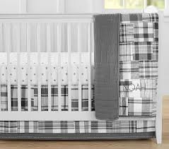Gray Baby Crib Bedding Gray Nursery Bedding Gray Baby Bedding Potterybarnkids