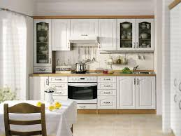 White Kitchen Cabinets With Glass Doors Attractive White Kitchen Cabinets Glass Doors Quicua In With