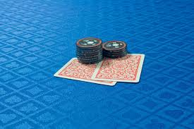 poker table speed cloth blue suited speed cloth sold per foot