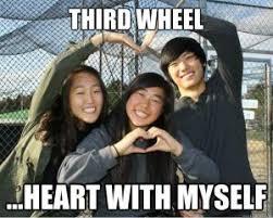 3rd Wheel Meme - 3rd wheel meme kappit