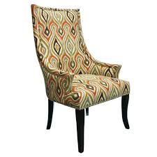 Ikat Armchair Multicolor Ikat Chatham Upholstered Chair At Home At Home