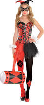 Monster High Halloween Costumes Party City Women U0027s Harley Quinn Accessories Party City