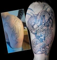 can a skin colored tattoo cover up a bad older tattoo science abc