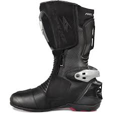 blue motorbike boots spyke totem 2 0 motorcycle boots sports race bike vented track