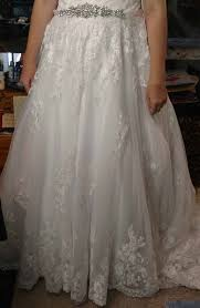 empire home theater 951 691 ball gown sweetheart court train tulle lace wedding dress