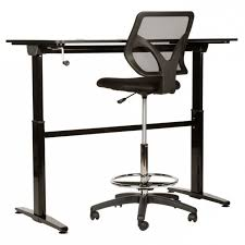 High Desk Chair Design Ideas Office Chairs For Standing Desks Throughout Best 25 Desk