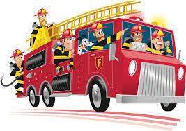 free fire truck clip art pictures clipartix
