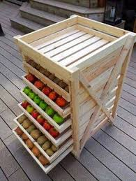 build your own storage bins onions potatoes or shoes and hats