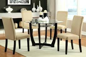 wayfair glass dining table wayfair round dining table round kitchen tables with extensions