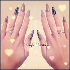 100 best stiletto nails images on pinterest stiletto nail