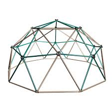 amazon com lifetime geometric dome climber play center earthtone
