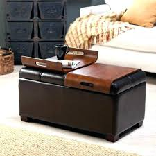 Leather Coffee Table Storage Leather Coffee Tables Coffee Tables Leather Square Faux Leather