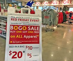 10 best black friday deals ever red friday deals hit brock stores and dining services u2013 the brock news