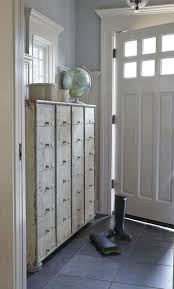 entry cabinet with doors storage ideas