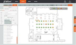 event floor plan software 3d floorplan software allseated seating charts floor plans and