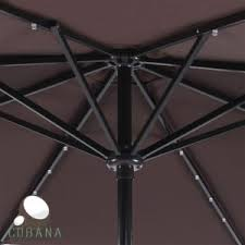 Tilting Patio Umbrella by Vented Patio Umbrella Guide Keep Your Umbrella From Sailing Away