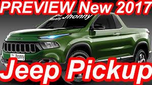fiat toro pickup prévia nova jeep pickup 2017 fiat toro fiattoro youtube