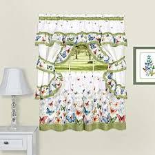 walmart butterfly curtains