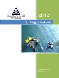 diving standards scuba diving water sports