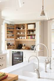 best 10 hidden microwave ideas on pinterest kitchen island a great larder cabinet by humphrey munson in this georgian farmhouse kitchen hampshire