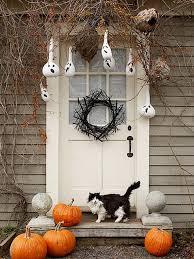 Door Decorations For Halloween Outdoor Halloween Decorations The Dunn Team