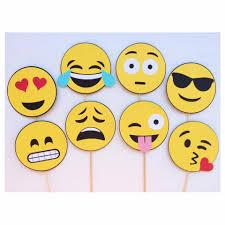 gardening emoji emoji photo booth props smiley face photobooth props smile