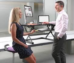 Sit Stand Desks by Yo Yo Desk 90 The Ultimate Sit Stand Desk Riser