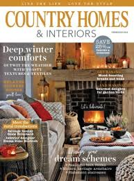 country homes and interiors magazine country homes interiors magazine february 2016 issue get