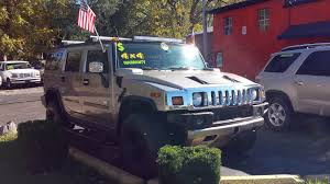 New Hummer H2 03 Hummer H2 110k Miles All Power Sunroof Leather Fresh Tune