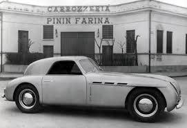 maserati a6gcs 1947 maserati a6 1500 berlinetta speciale pininfarina studios