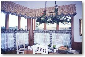 Curtains With Matching Valances Blind Alley Casual Window Treatments Portfolio