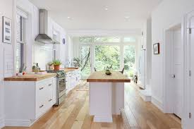 white kitchen cabinets wood floors trending kitchen floor for 2020 wood floors take