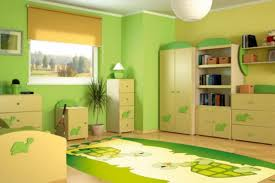 bedroom wonderful green white wood simple design lime green