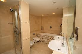 brown and white bathroom ideas light brown bathroom ideas chrome handle bar on the top square