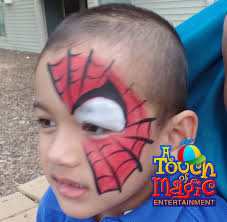 face painting mythbuster ready paint touch magic