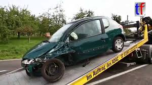 peugeot germany wrecking peugeot after accident vu verl l1127 leutenbach