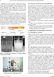 review article immobilized molecules using biomaterials and
