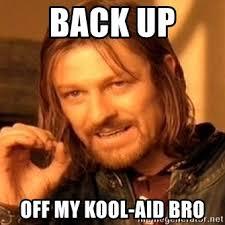 Back Off Meme - back off bro meme mne vse pohuj
