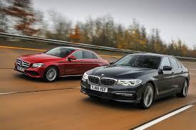 5 series mercedes bmw 5 series vs mercedes e class what car