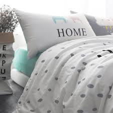 aliexpress com buy white rabbit bedding set cartoon forest