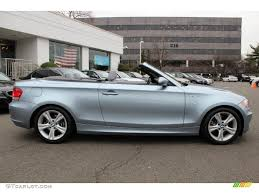 2009 bmw 128i convertible for sale blue water metallic 2009 bmw 1 series 128i convertible exterior