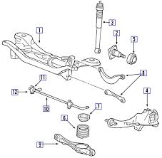 ford focus suspension diagram request technical drawings ford focus forum ford focus st