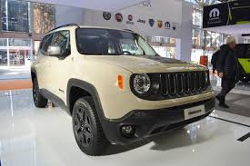 silver jeep renegade jeep renegade to come in to india at around inr 10 lakh