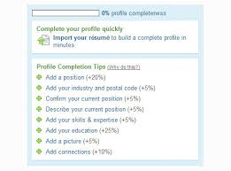 10 tips to a more professional linkedin profile hongkiat