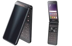 samsung android meet the galaxy folder 2 samsung s new android flip phone bgr