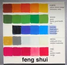 feng shui yellow bathroom colors feng shui home design