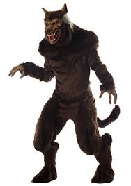 Scary Halloween Costumes Kids Girls Homemade Werewolf Halloween Costume Deluxe Werewolf Costume