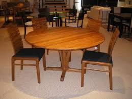 Round Teak Table And Chairs Scandinavia Furniture Metairie New Orleans Louisiana Offers